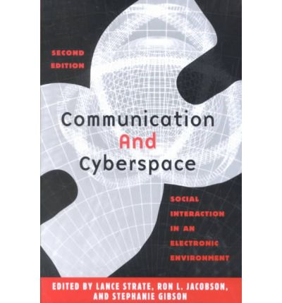 the communication of cyberspac essay The importance of internet technology in our everyday life is big this essay discusses all the roles and impacts of internet on our day to day life.