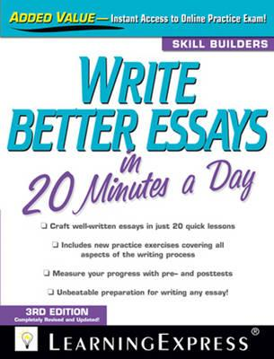 write better essays learning express