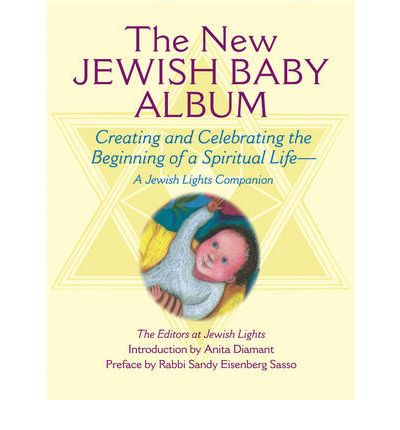 The New Jewish Baby Album