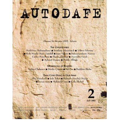 Autodafe: v. 2 : The Review of the International Parliament of Writers