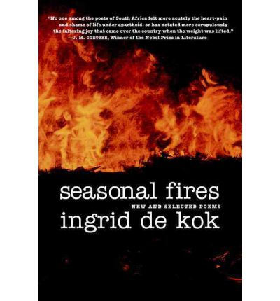 ingrid de kok Ingrid de kok has received a great deal more critical attention than the other two poets, possibly because she has been writing and publishing for longer many of the articles written about her work are concerned with her poems about the truth and reconciliation commission4.
