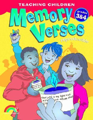 Teaching Children Memory Verses Grades 3-4
