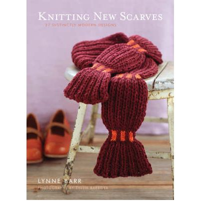Knitting New Scarves