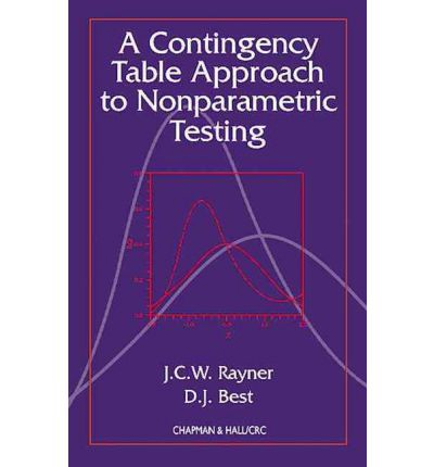 A Contingency Table Approach to Nonparametric Testing