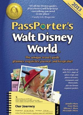 Passporter's Walt Disney world Resort 2015 Edition Kit W/ Pen Leather
