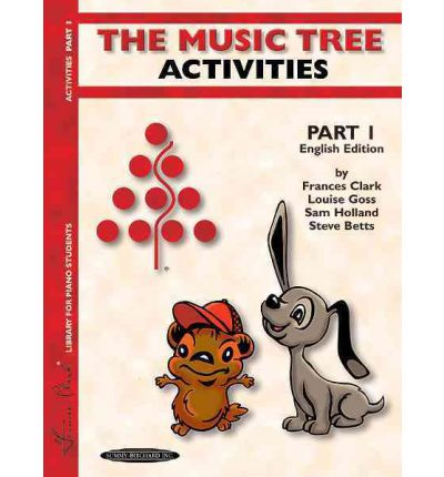 The Music Tree Activities, Part 1