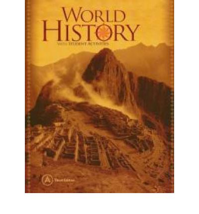 Free english books pdf download World History with Student Activities: Grade 10 Part a by David A. Fisher in Finnish PDF