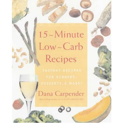 15-Minute Low Carb Recipes