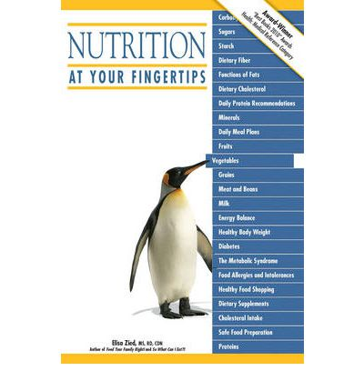 Nutrition at Your Fingertips