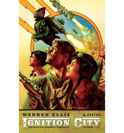 Ignition City: v. 1