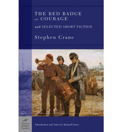 the red badge of courage by stephen crane a tale of courage and maturity The theme of courage in the red badge of courage is that all people possess varying degrees of courage and that courage can come and go depending on the situation and on how a person perceives the impending danger.