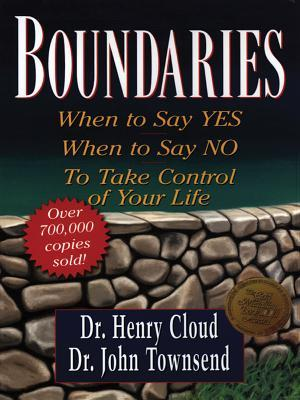 a book report on boundaries when to say yes when to say no to take control of your life by dr henry  Boundaries is an easy-read because it motivates the reader to keep reading, and we can relate to the examples in this book i must say, dr henry cloud and dr john townsend, have really found a way to minister to god's people through their writings.