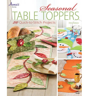 Seasonal Table Toppers : 20 Quick-to-Stitch Projects