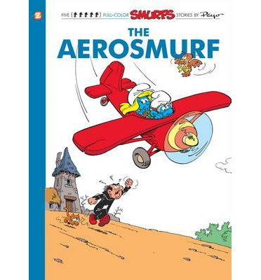 The Smurfs: The Aerosmurf v.16