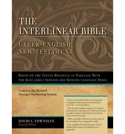 What's an Interlinear Bible?