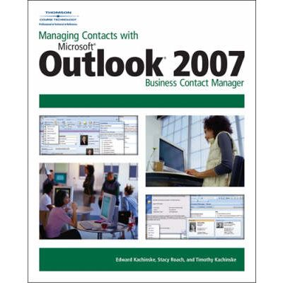how to create a contact in outlook 2007