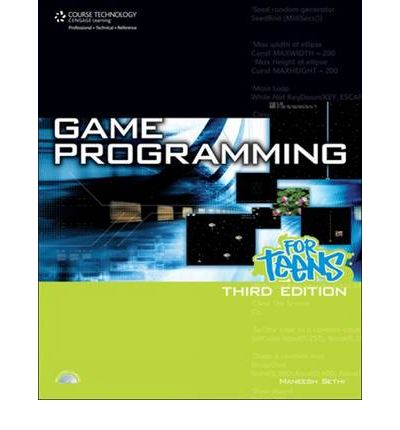 Game Programming For Teens Provides 112