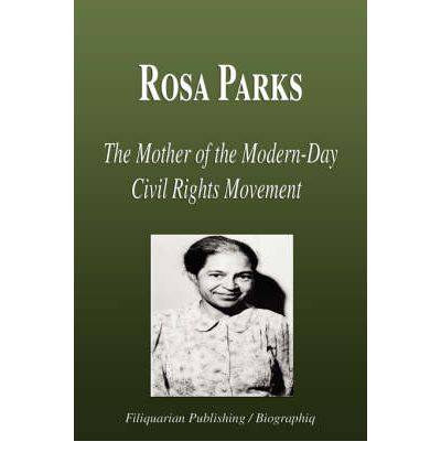 a biography of rosa parks an african american Heroes of black history: rosa parks the volume spans three centuries of african american history and is ideal for newly [picture book biography.