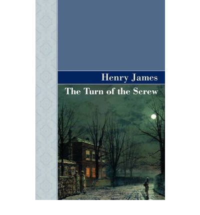 the governess in the book the turn of the screw by henry james Deconstructing henry james' the turn of the screw - deconstructing henry james's the turn of the screw to those readers uninitiated to the infinite guises of critical literary theory, henry james's the turn of the screw might be interpreted as a textbook case of an anxiety-ridden governess fleeing an unpromising reality and running right into the vaporous arms of her imaginary ghosts.