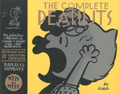 The Complete Peanuts 1971-1972: Vol 11