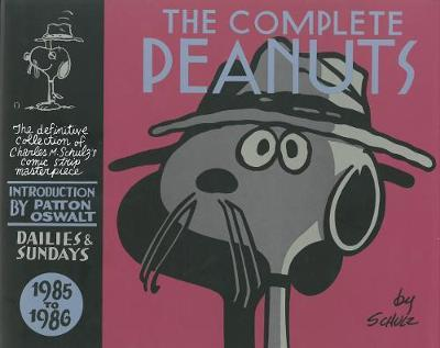 The Complete Peanuts: 1985-1986 Volume 18