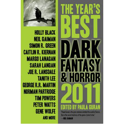 The Year's Best Dark Fantasy & Horror 2011