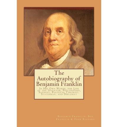 Characterization of benjamin franklin in his autobiography