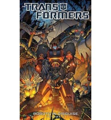 Transformers: Robots in Disguise Volume 2