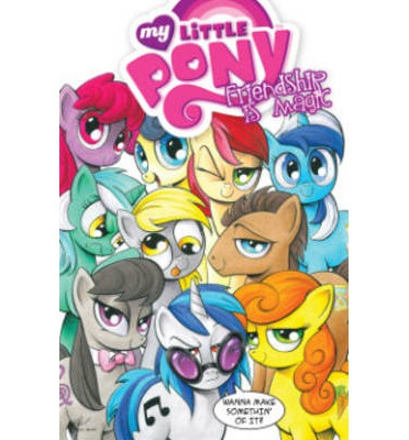 My Little Pony: Friendship is Magic: Volume 3