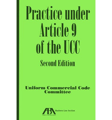 article 9 regarding all the ucc outline