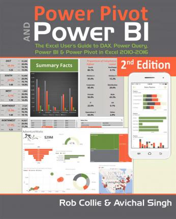 Power Pivot and Power Bi : The Excel User's Guide to Dax, Power Query, Power Bi & Power Pivot in Excel 2010-2016