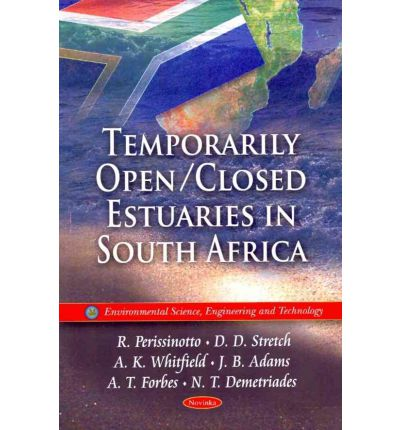Temporarily Open/Closed Estuaries in South Africa