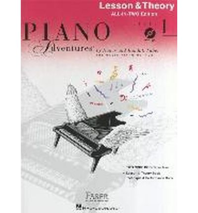 Piano Adventures : Lesson and Theory Book - Level 1