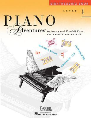 Faber Piano Adventures: Level 4 Sightreading Book