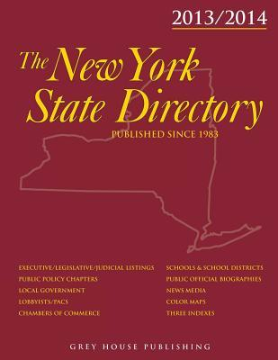 The New York State Directory 2013/14