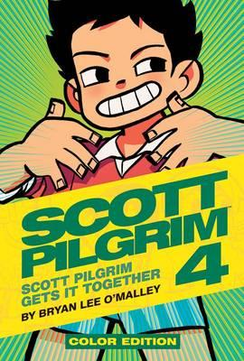 Scott Pilgrim: Scott Pilgrim Gets it Together Volume 4