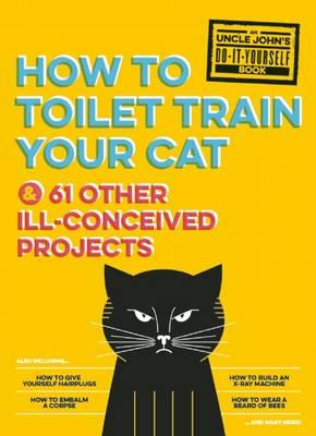 how to train your cat book