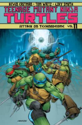 Teenage Mutant Ninja Turtles: Attack on Technodrome Volume 11