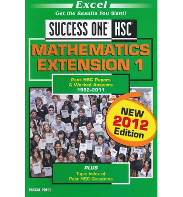hsc mathematics extension 1 past papers The easy way to view and revise maths ext 1 hsc past papers with marking guidelines and sample answers broken down by syllabus topics and dot points.