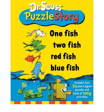 One fish two fish puzzle story the five mile press for One fish two fish book