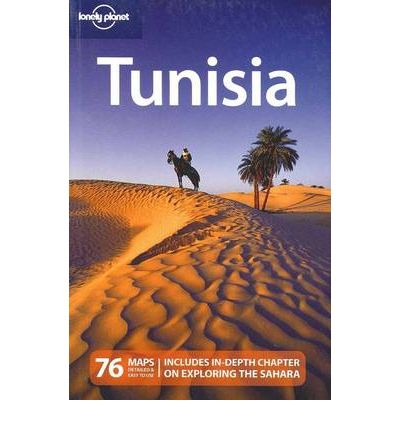 Lonely Planet Tunisia