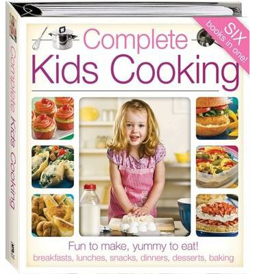 Complete Kids Cooking