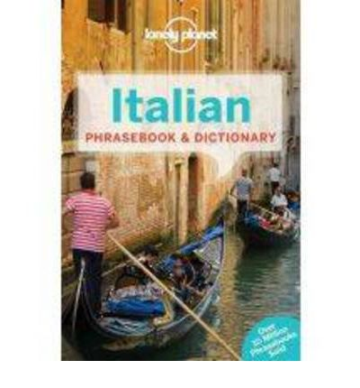 Lonely Planet Italian Phrasebook & Dictionary