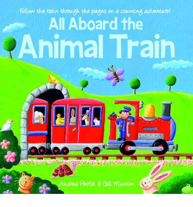 Scarica ebook gratis inglese All Aboard The Animal Train in italiano RTF 9781743524336 by Andrea Petrlik