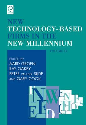 New Technology-Based Firms in the New Millennium: Volume IX