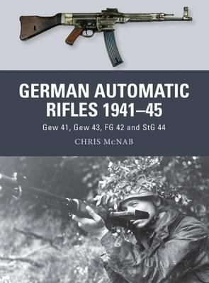 German Automatic Rifles, 1941-45