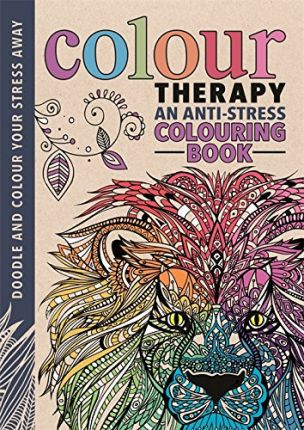 Colour Therapy Cindy Wilde 9781782433255