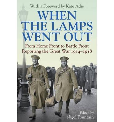 When the Lamps Went Out