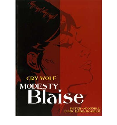 Modesty Blaise: Cry Wolf