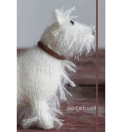 Best in Show: White Terrier Notebook